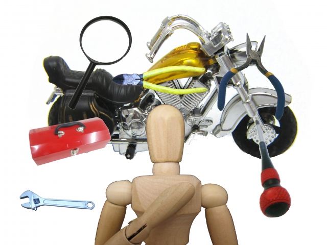 バイク整備のイメージ画像