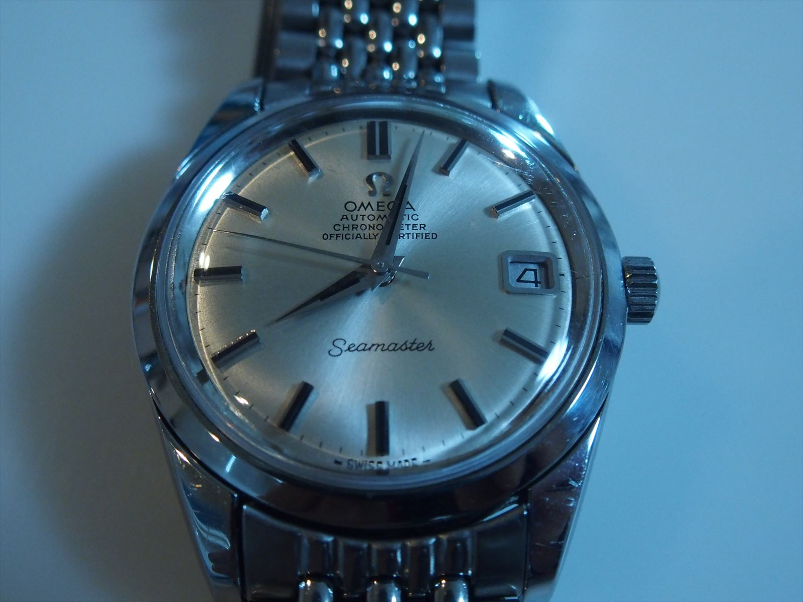 腕時計(オメガシーマスター)