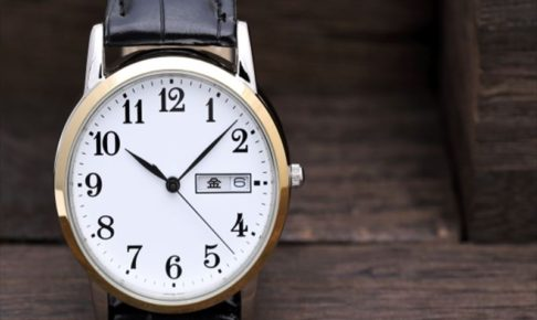 一般的な腕時計