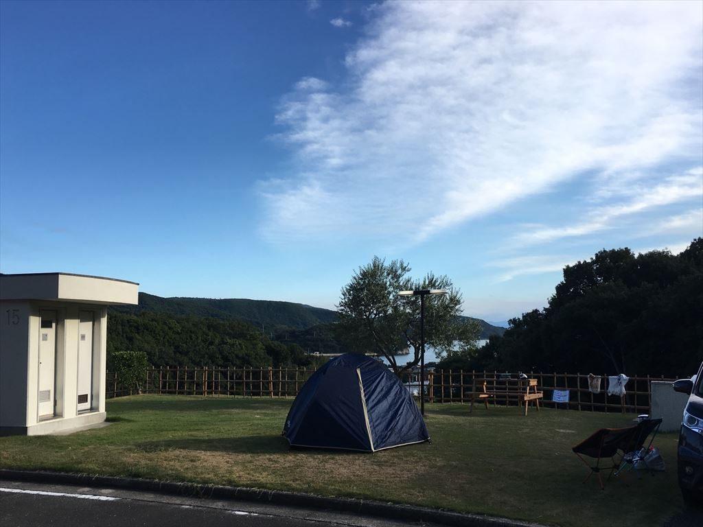 ふるさと村キャンプ場