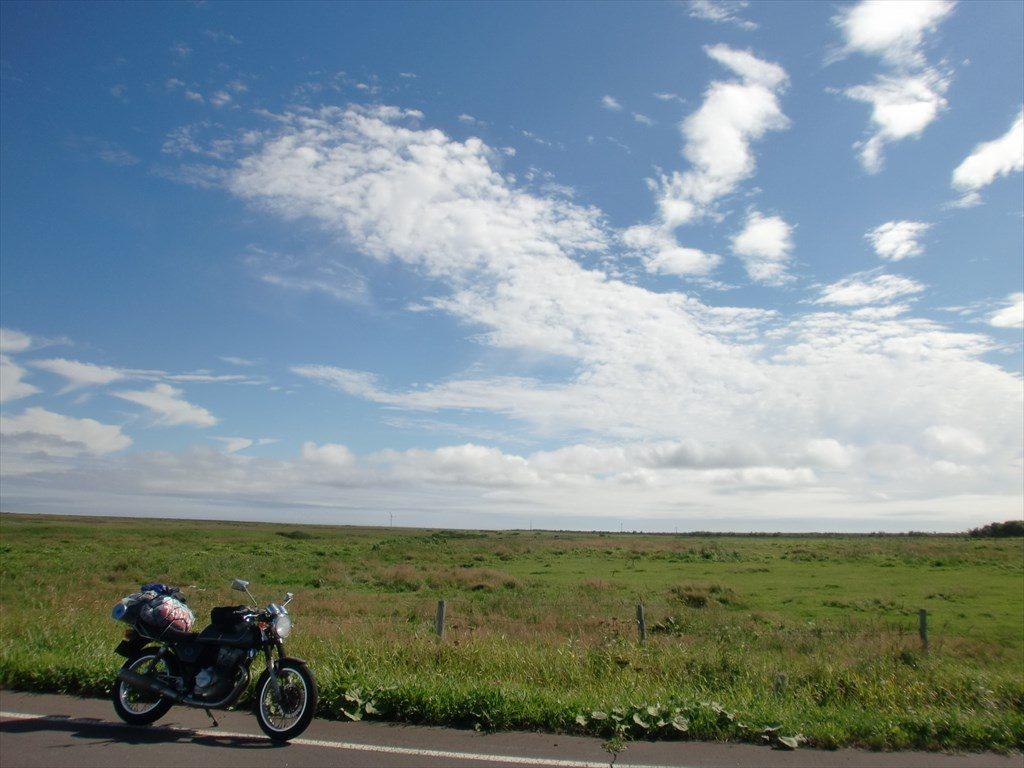 250ccのバイクとツーリング