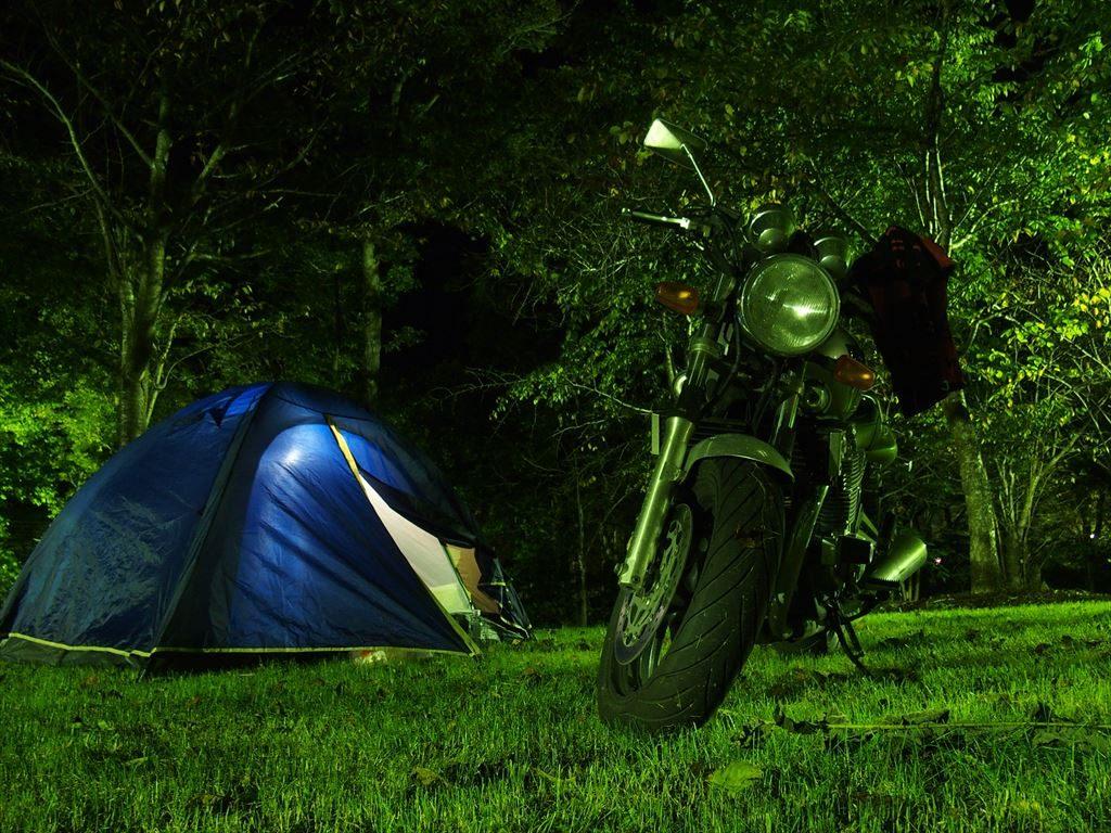 北海道キャンプツーリング