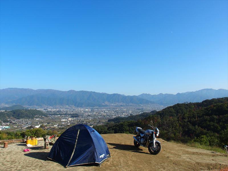パインウッドキャンプ場(昼間)