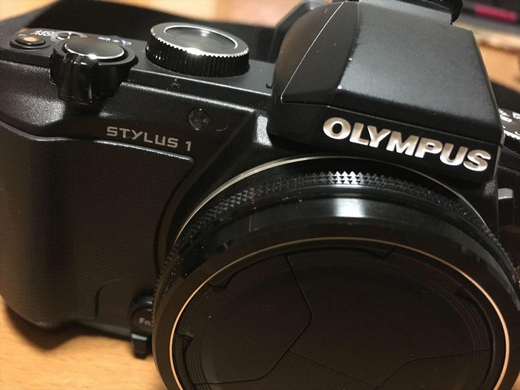 オリンパススタイラス1(Olympus stylus1)の画像