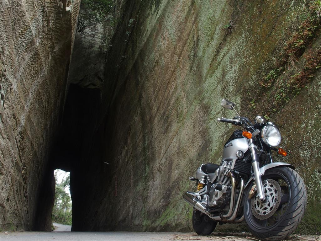 千葉県の素敵なトンネル