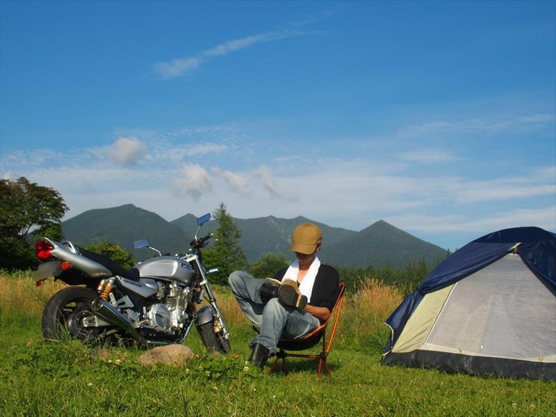 星に手のとどく丘キャンプ場での過ごし方