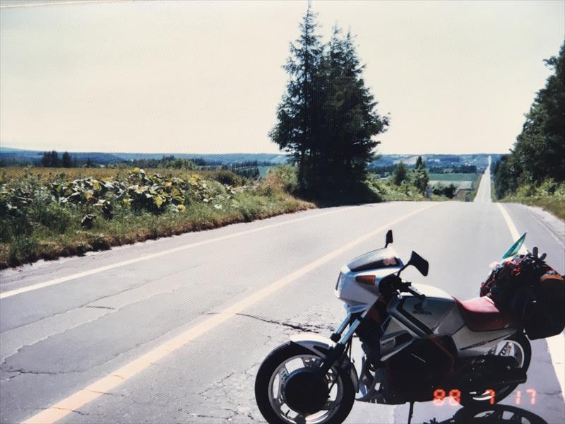 VT250と北海道