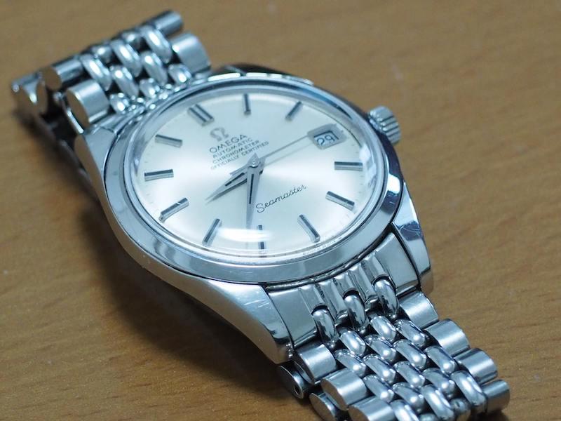 ぺけらいふの腕時計