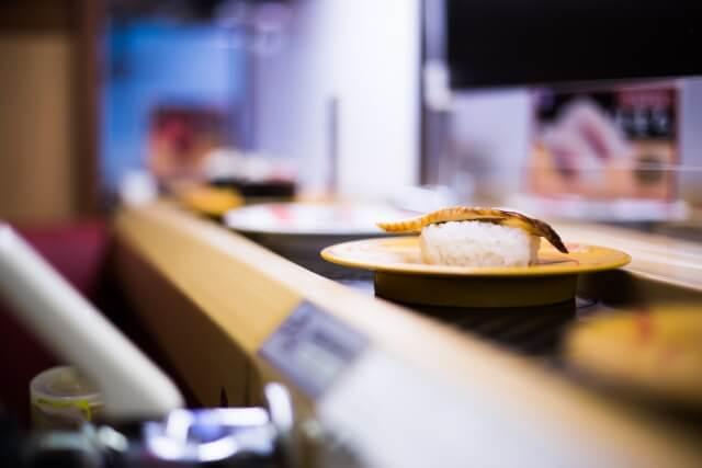 回転寿司のイメージ