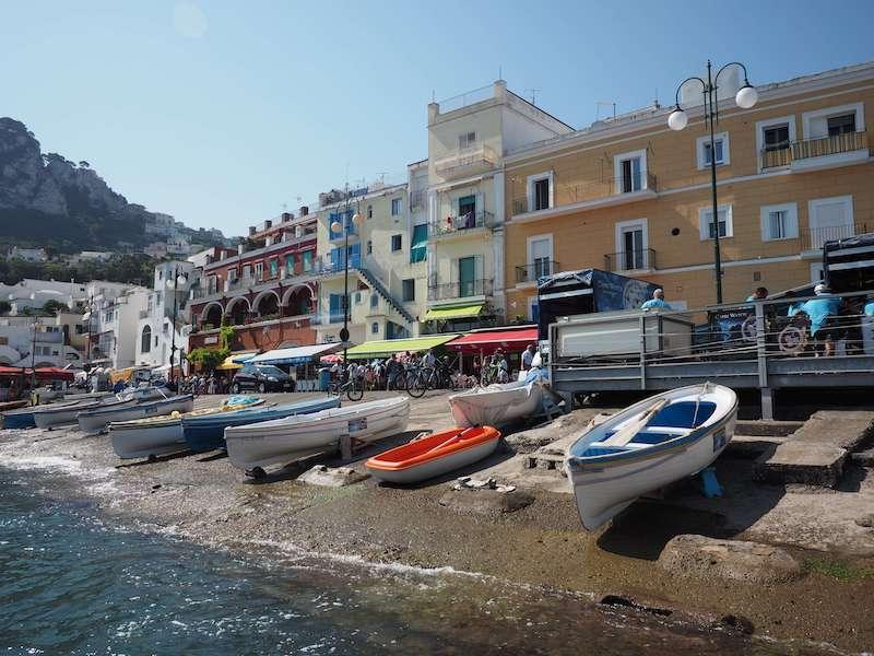 海外旅行(イタリア)の様子