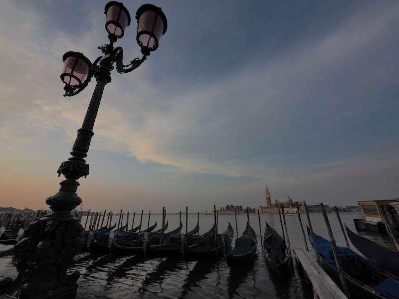 イタリア(ベネツィア)の様子