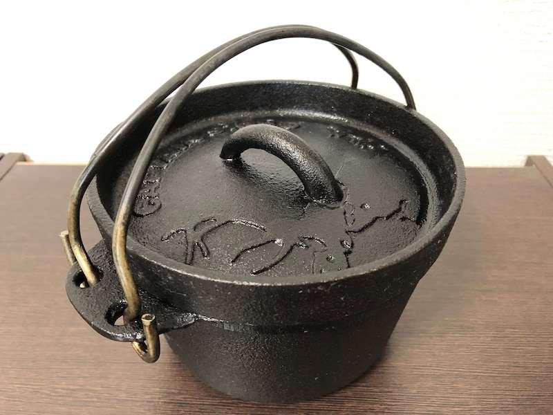 ミニダッチオーブン