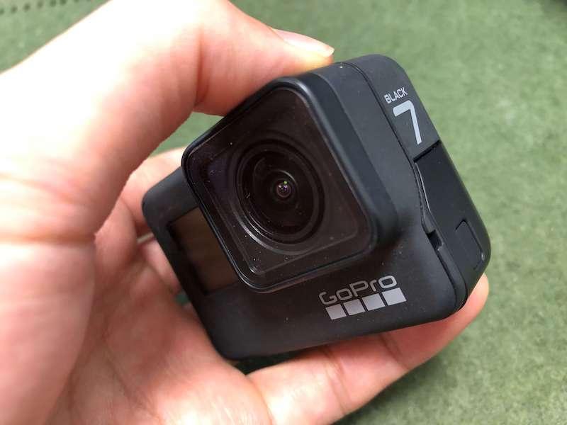 GoPro7Blackの外観