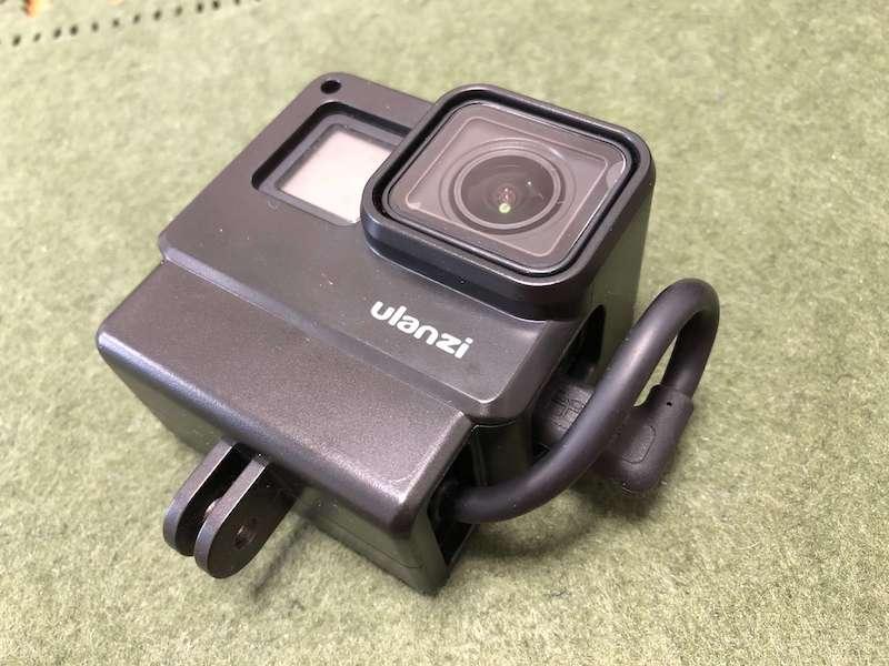 GoProの専用ケース