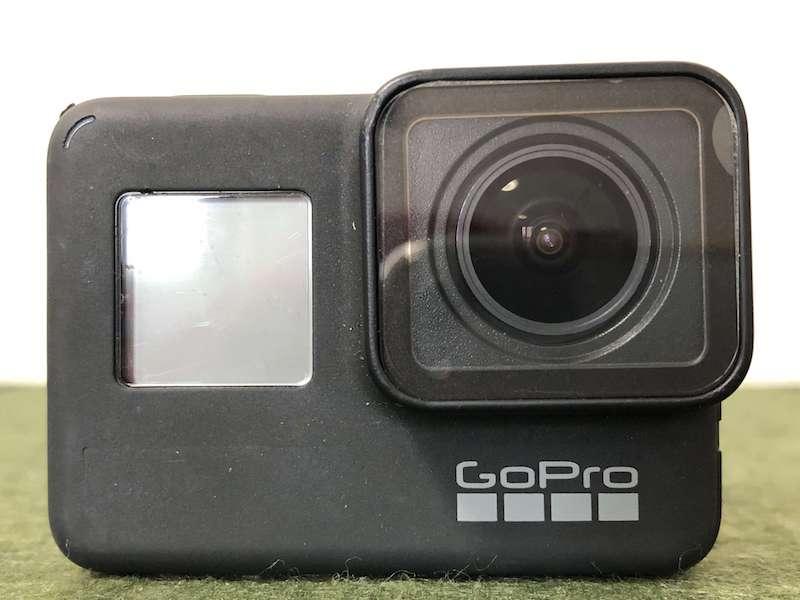 GoPro(ゴープロ)の外観